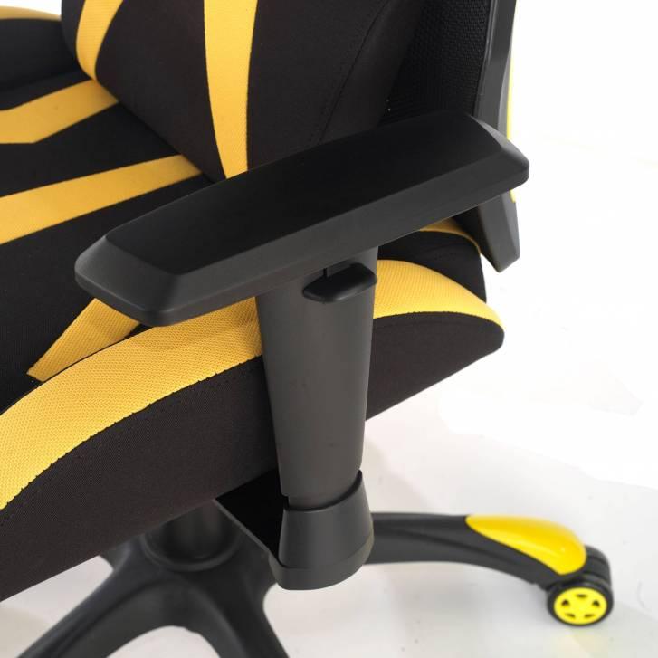Silla Gaming Fenix amarillo_1