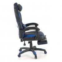 Logan gamestoel stoel blauw
