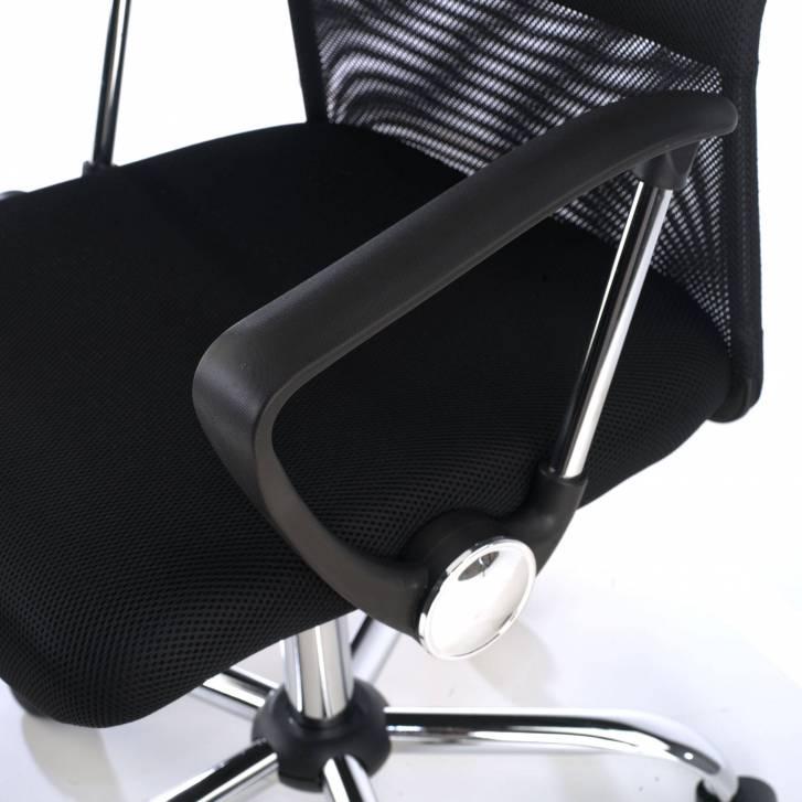 Nova bureaustoel, ademend...
