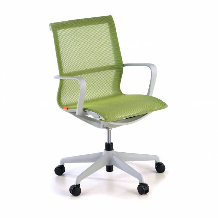 Ice chair grey green