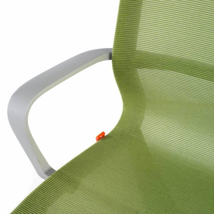 Ice chair grey green