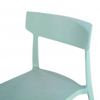 Folk chair green