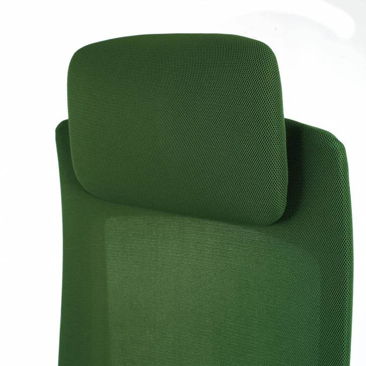 Reflect chair white green