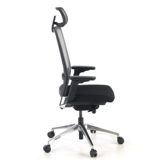 Physix chair with headrest...