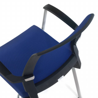 Maya Guest Chair Blue...