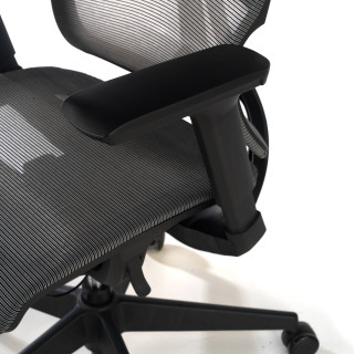 Ghost black Chair Mesh black