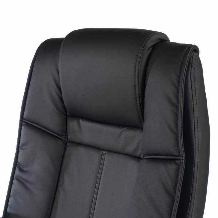 Volga Armchair black