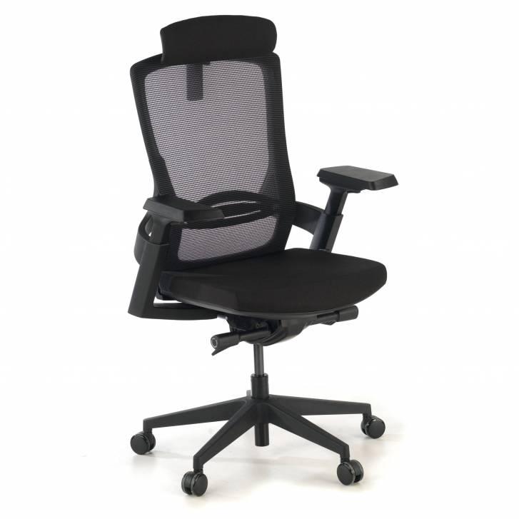 Wagner Chair Mesh Black