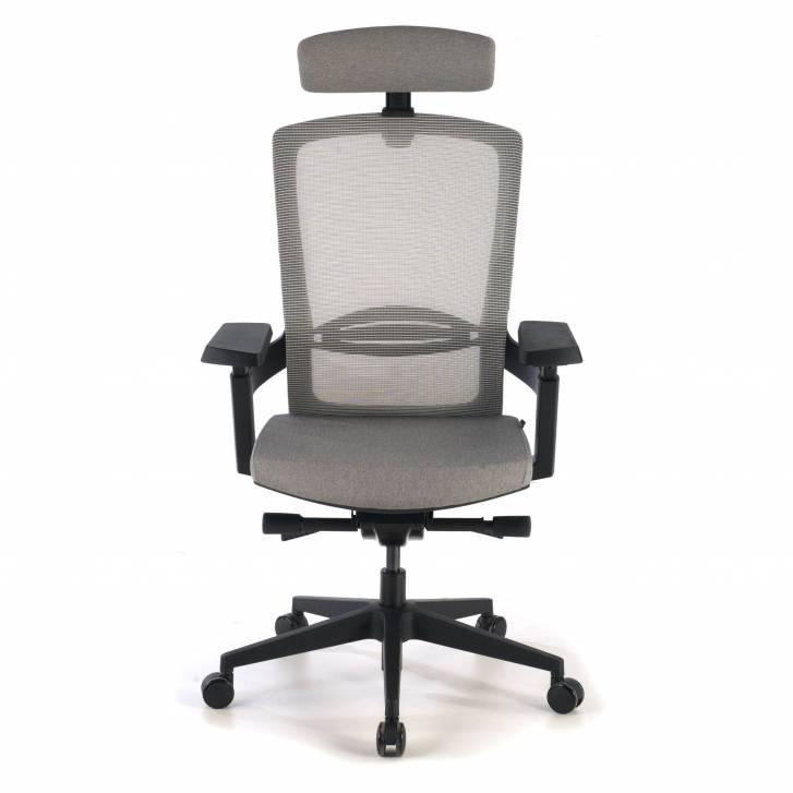 Wagner Chair Mesh grey