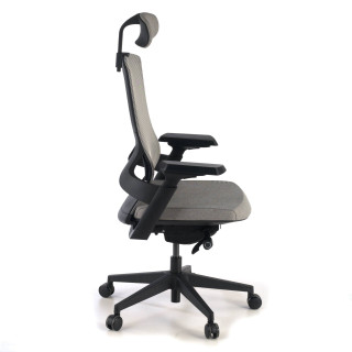 Wagner Chair Mesh grey