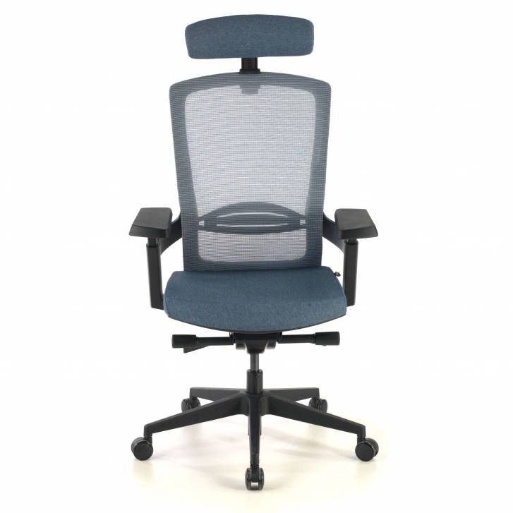 Wagner Chair Mesh blue