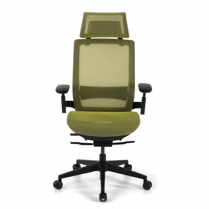 Goliath office chair green