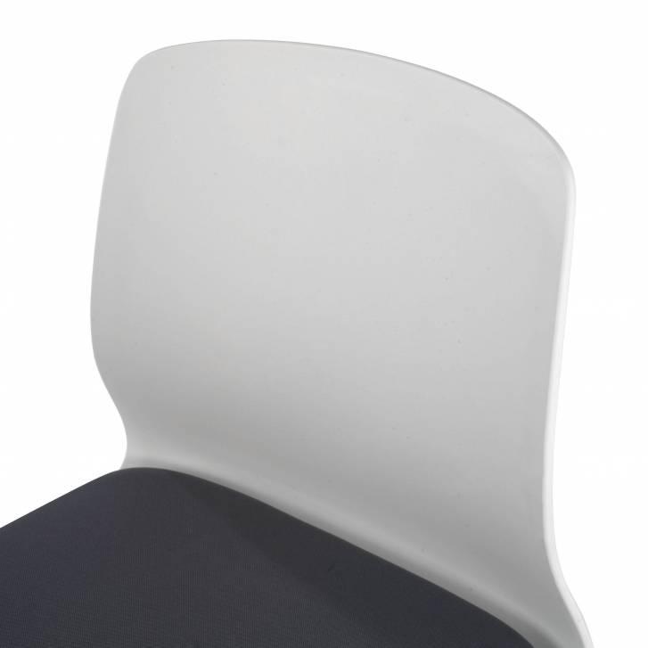 Nexus Chair Cantilever grey