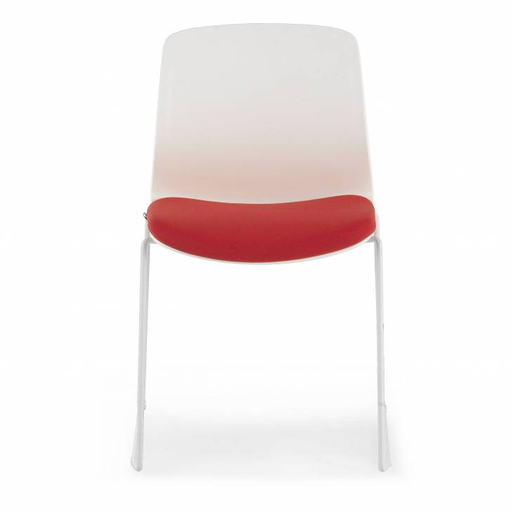 Nexus Chair Cantilever red