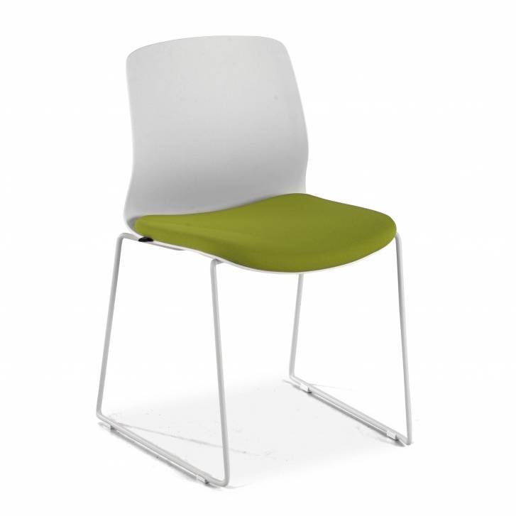 Nexus Chair Cantilever green