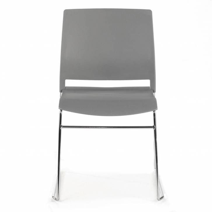 Lotus Chair Cantilever grey