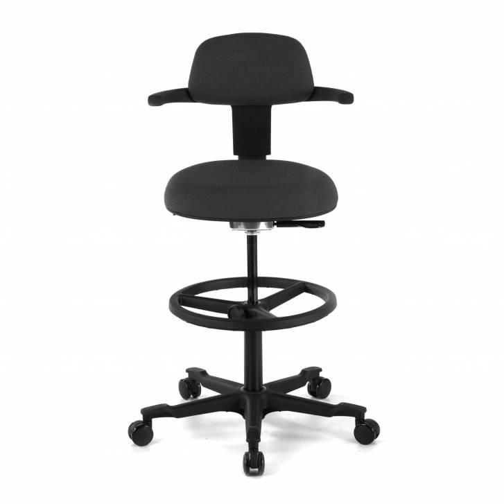 Erghos stool black