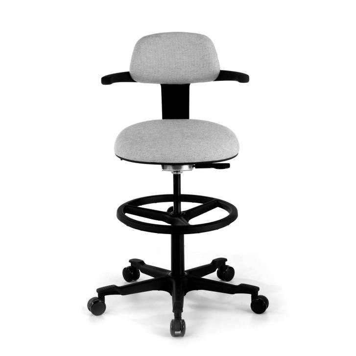 Erghos stool grey