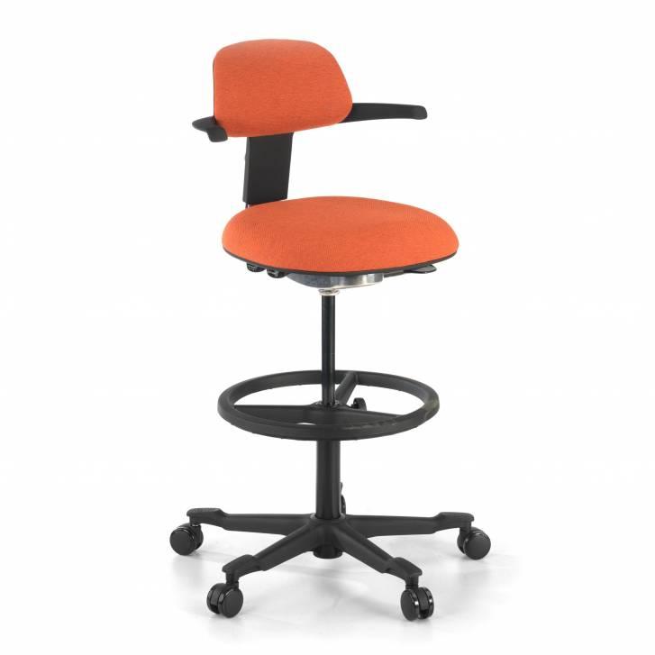 Erghos stool orange
