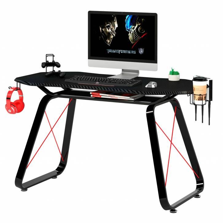Racer gaming desk