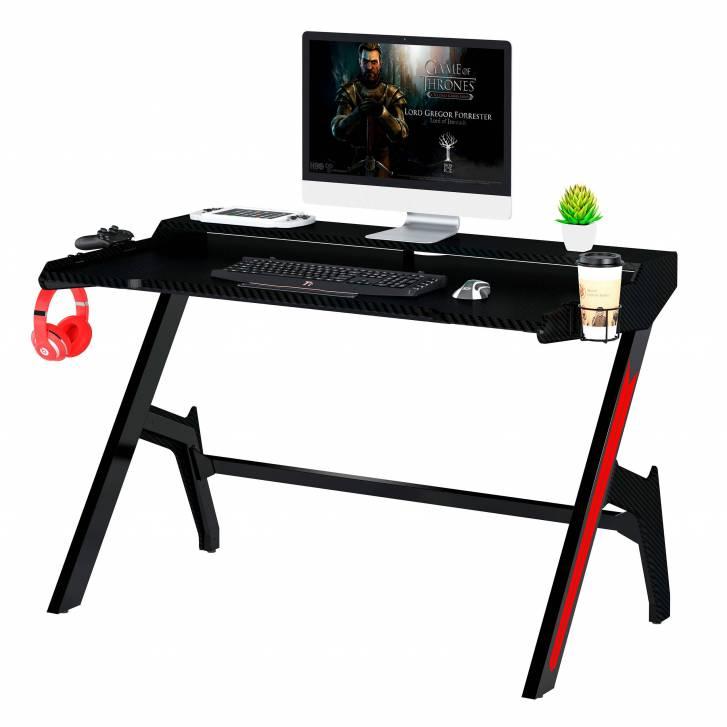 Gaming-Schreibtisch GT,...