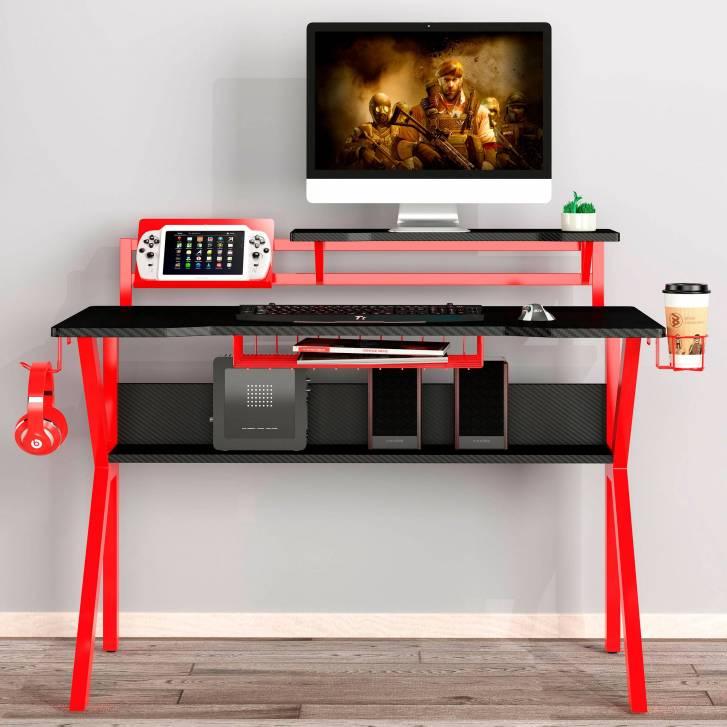 Zone gaming desk