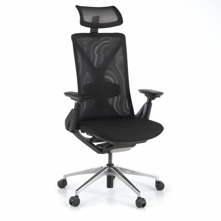 Opera Chair Mesh Black