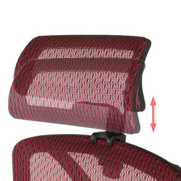 Zenit Pro Stuhl rot