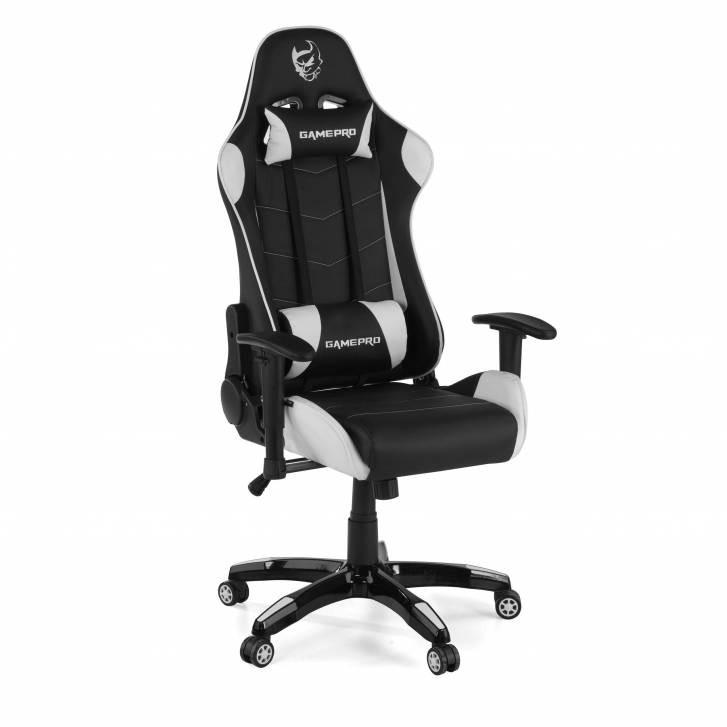 Game Pro Chair White