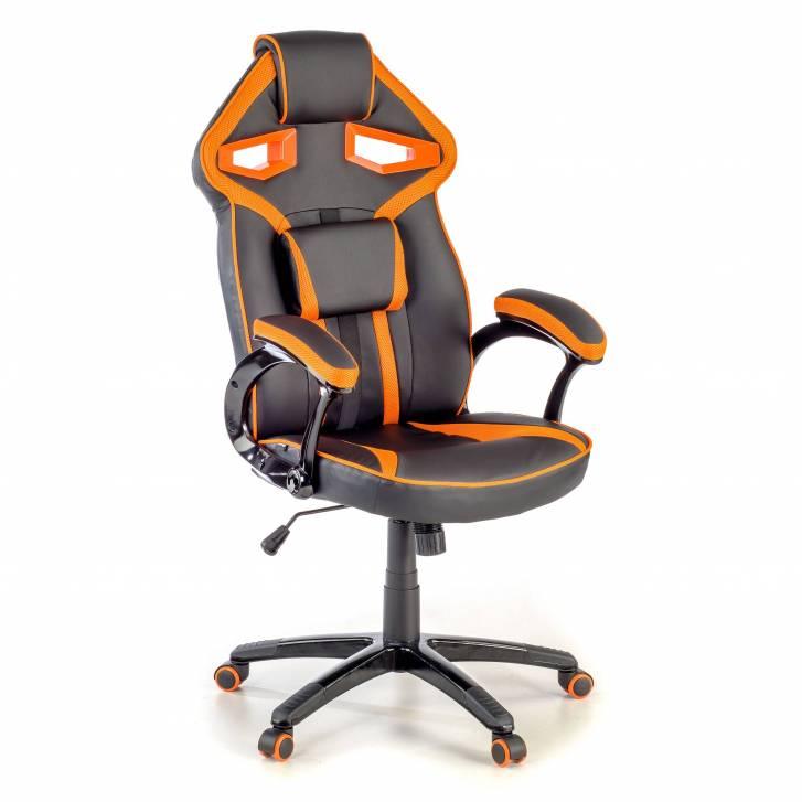 Warrior Gaming Chair Orange