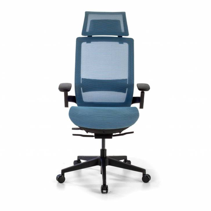 Goliath office chair blue
