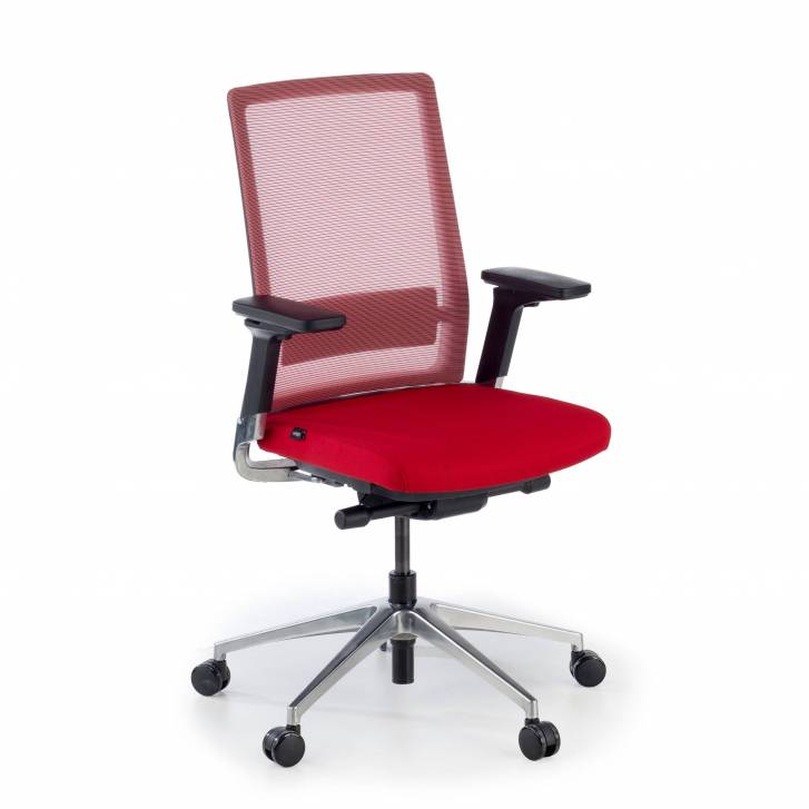 Physix chair red