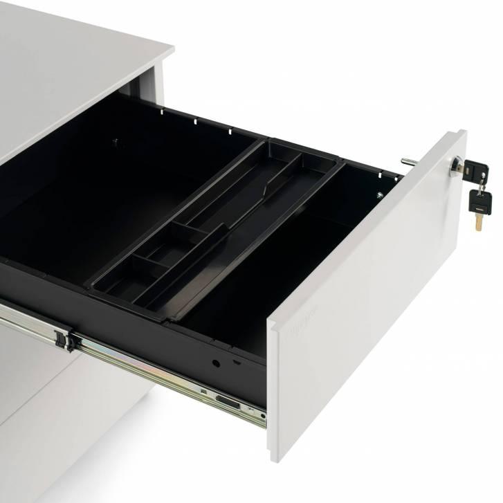 Steelbox Schubladenmöbel 3...