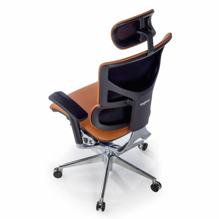 Erghos4 leather Chair...