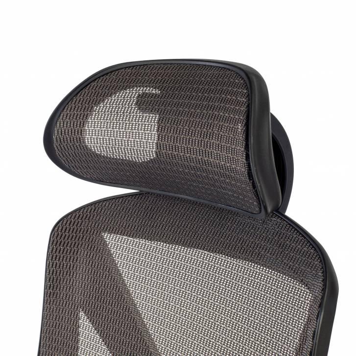 Munich chair grey mesh