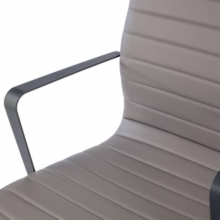 Class Armchair High Back grey