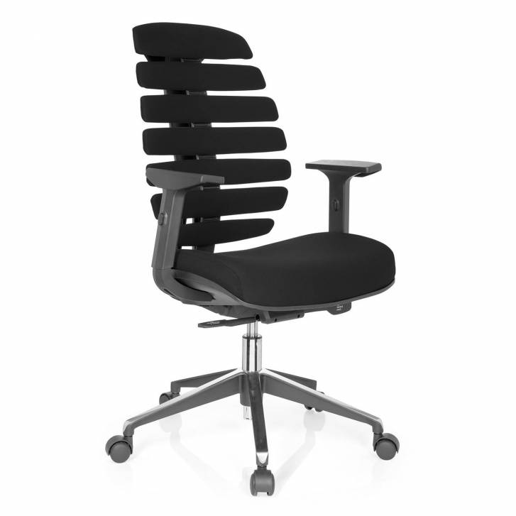 Spine Chair Black