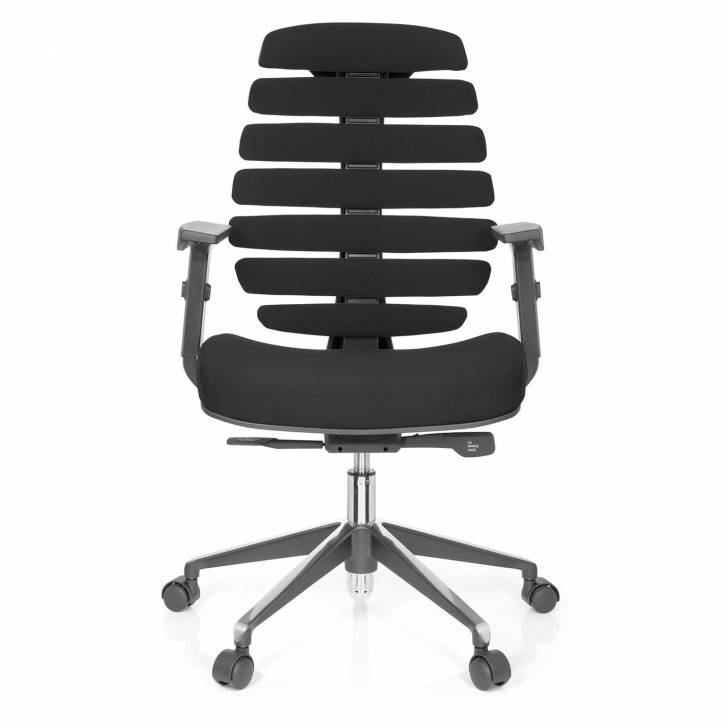Spine Chair Black