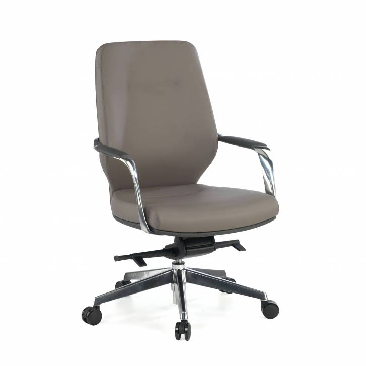 Duo Armchair Low Grey